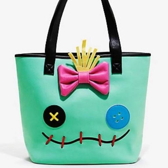 Loungefly Handbags - Stitch & Scrump Tote